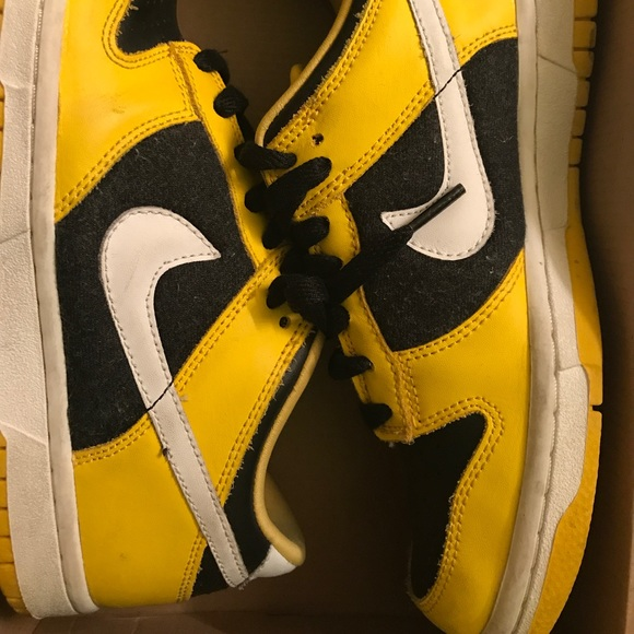 Nike Shoes | Black And Yellow Nikes